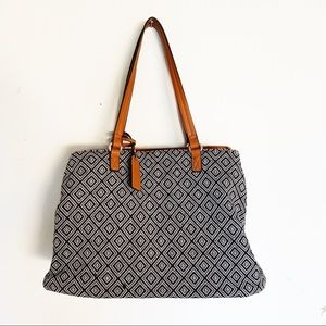 Sole Society Millie Tote Weekender Fabric